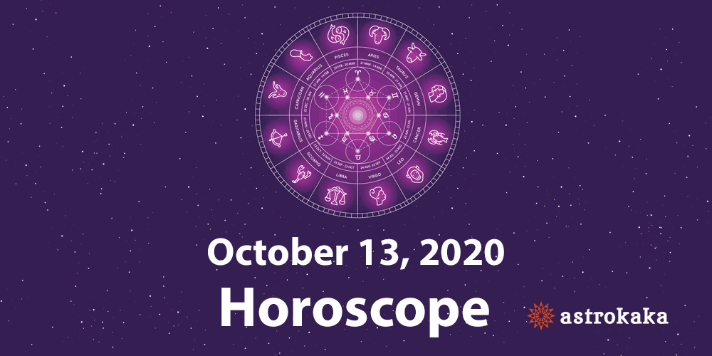 Daily Horoscope 13 October 2020 Astrology Prediction